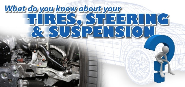 car suspension service in Billings, Montana