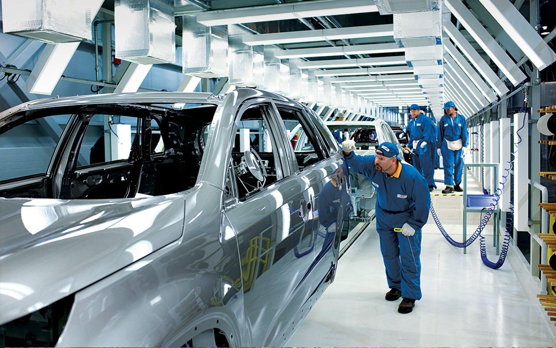 kia cars are made in america
