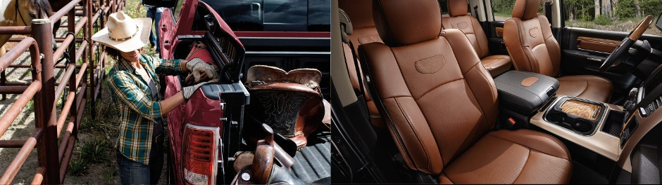 2017 RAM 1500 Interior and Design in North Aurora, IL