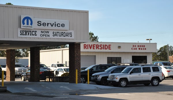 Auto Repair and Service Center in New Bern, NC