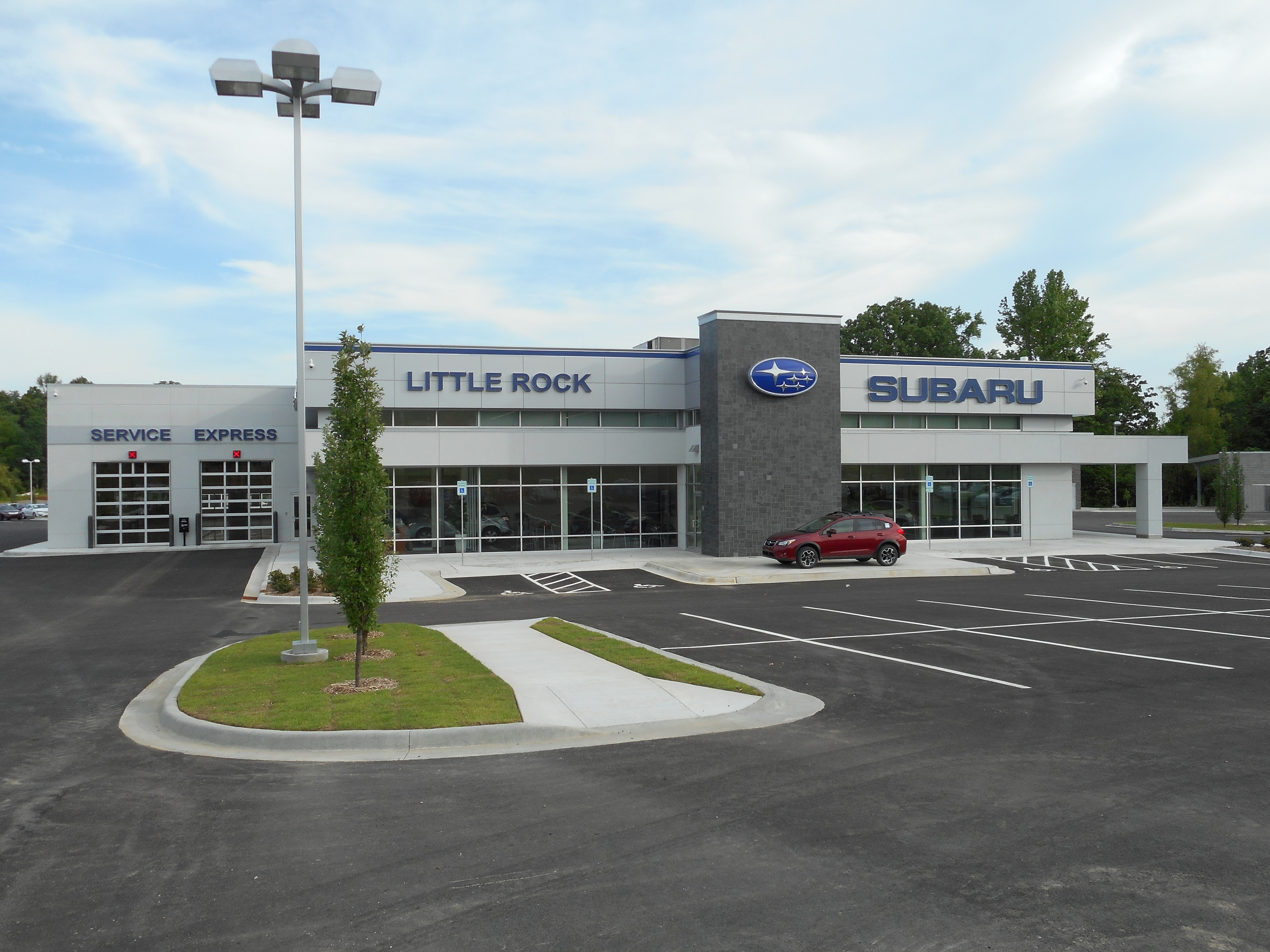 About Subaru Of Little Rock Dealership In Little Rock Arkansas New Subaru And Used Car Dealer