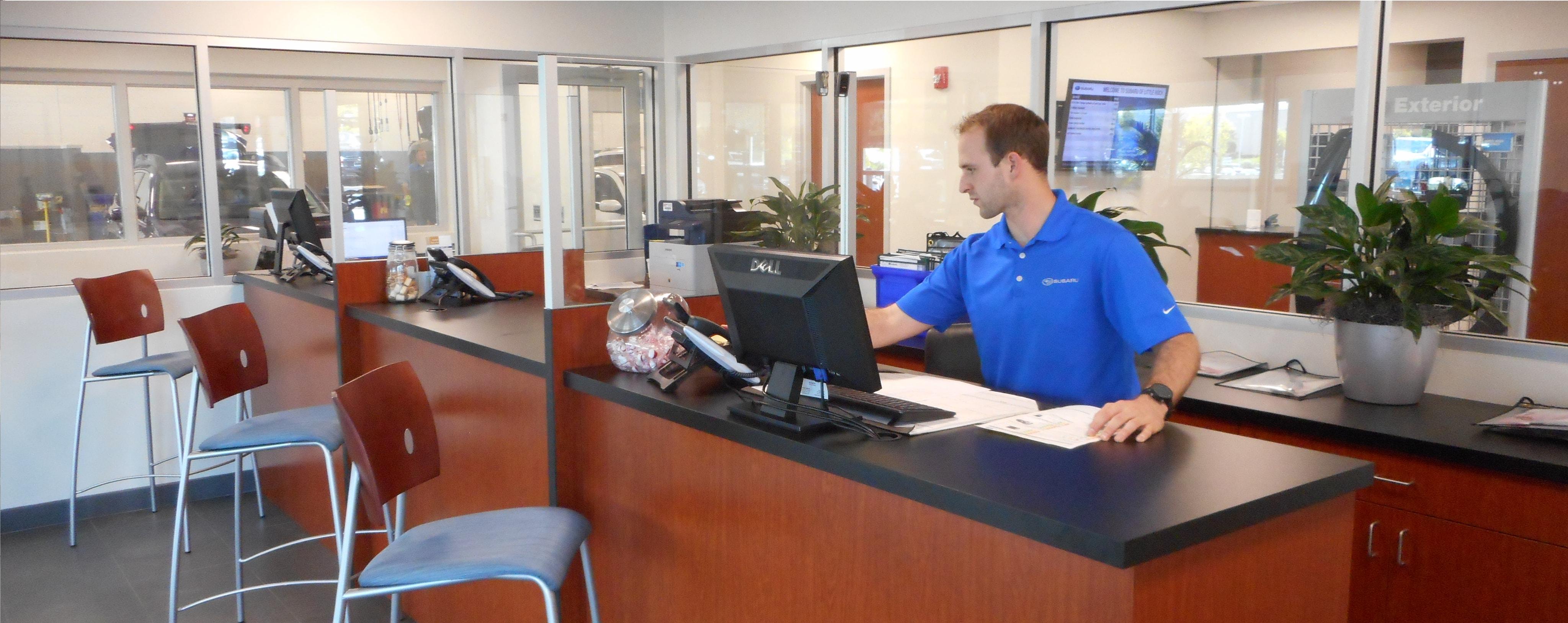 Subaru Car Repair And Service In Little Rock Subaru Of Little Rock Service Center Serving Hot