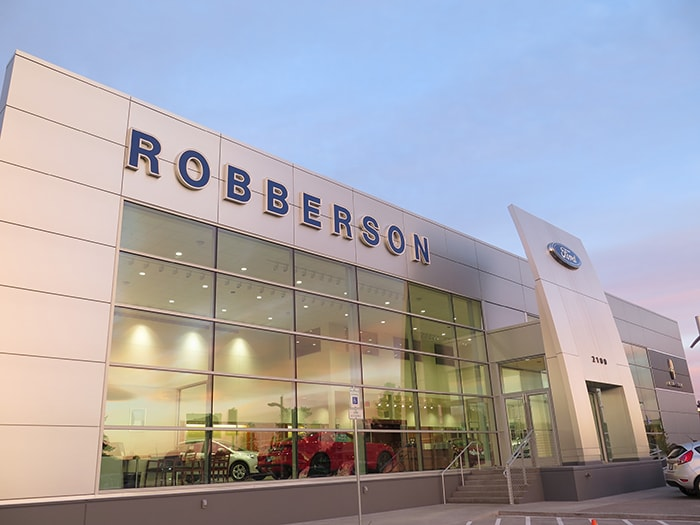 About Robberson Ford Sales Inc Bend Oregon Ford