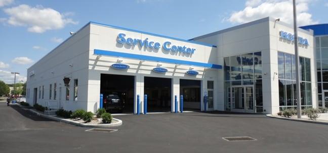 Car repair downingtown honda auto service serving for Honda dealership philadelphia pa