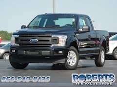 2018 Ford F-150 XL XL 2WD SuperCab 6.5 Box