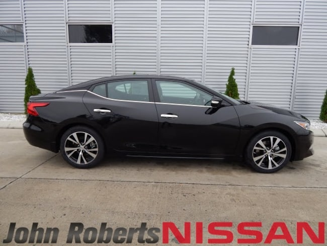 New 2018 Nissan Maxima 3.5 Platinum Sedan for sale in Manchester, TN
