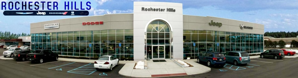 rochester hills chrysler jeep dodge rochester hills mi chrysler. Cars Review. Best American Auto & Cars Review