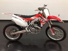 2015 HONDA MC CRF450RF