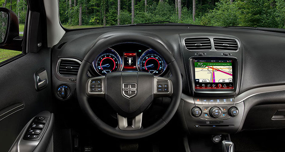 Dodge Journey 2015 Interior