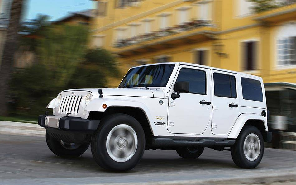 Image Gallery 2015 Wrangler Unlimited