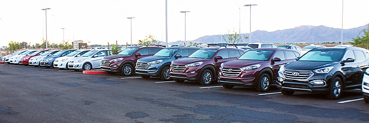 Goodyear AZ Hyundai dealers