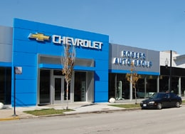 Chevrolet Dealer in Chicago | 2726 S Michigan Ave Chicago IL, 60616 | Rogers Chevrolet