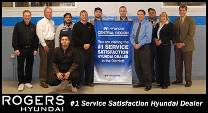 Hyundai Service Center Auto Repair Shop In Chicago
