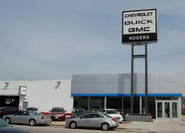 GMC Dealer in Chicago | 2710 S Michigan Ave Chicago IL, 60616 | Rogers GMC
