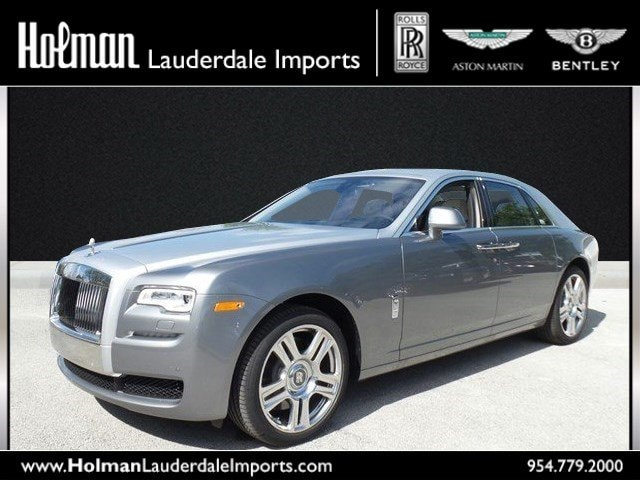 2016 Rolls-Royce Ghost Base Sedan