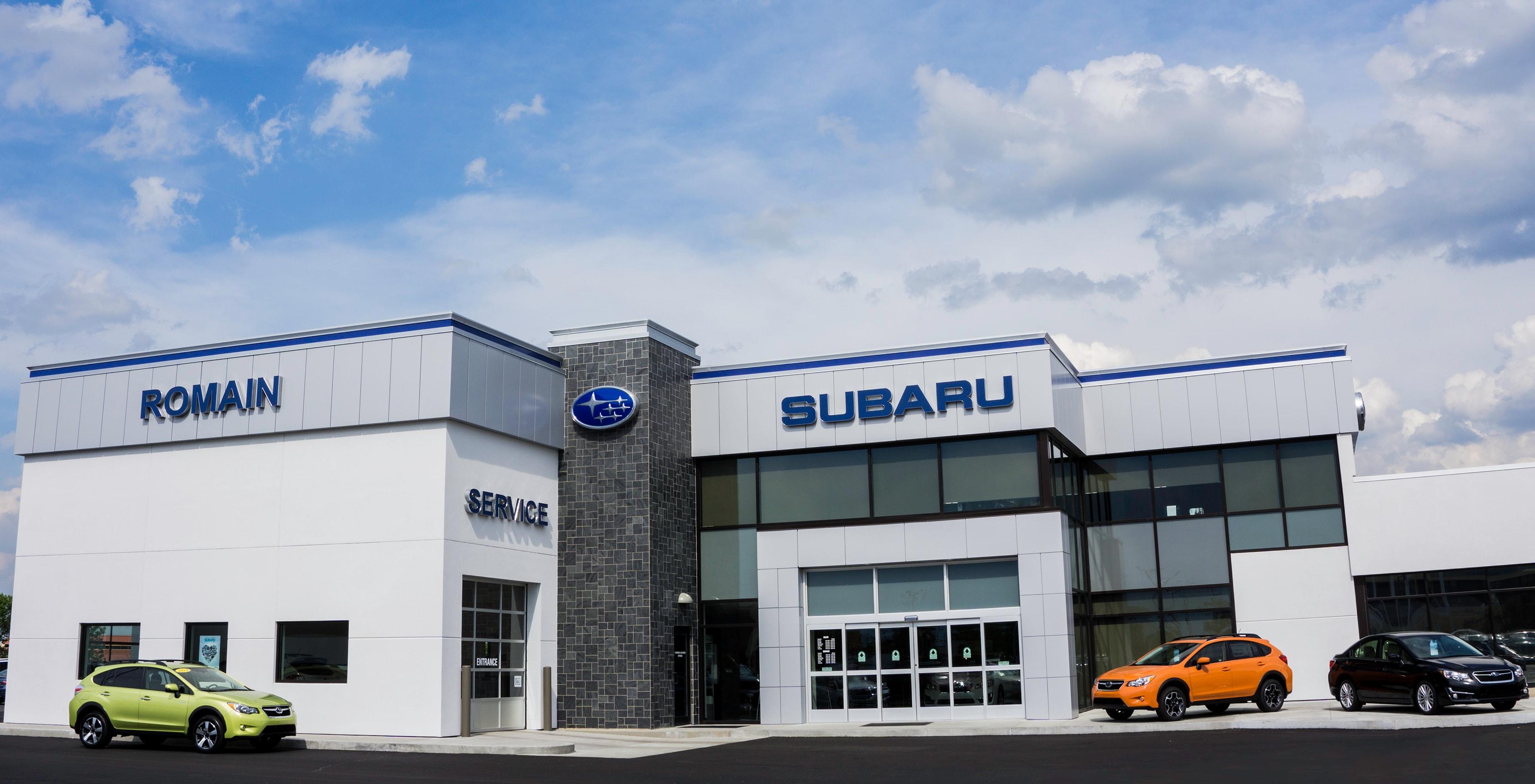 About Romain Subaru New Subaru Used Cars In Evansville