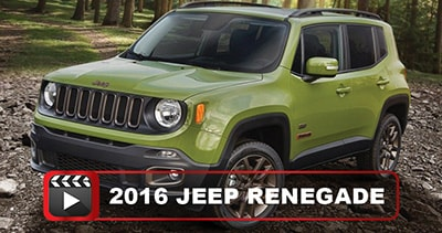 2016 Jeep Renegade for sale in Syracuse