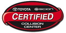 Toyota  Certified Collision Center Near Syracuse NY