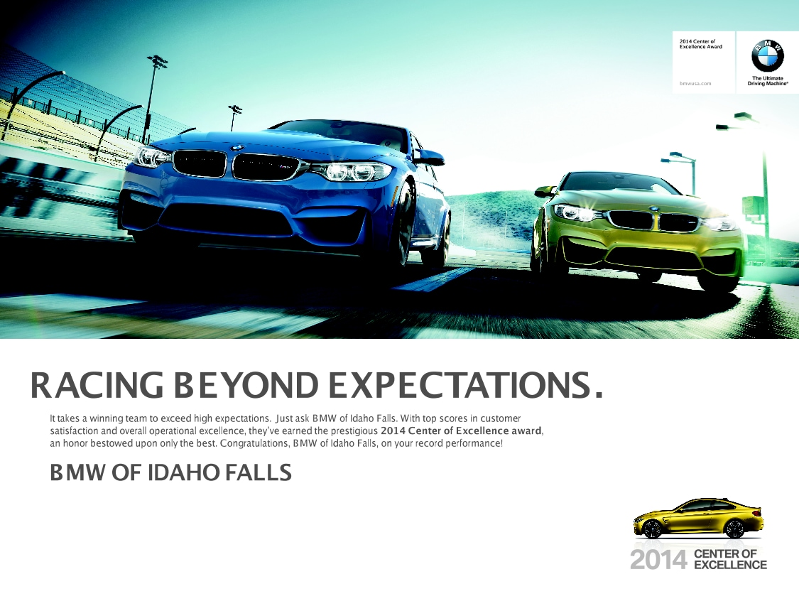Bmw Of Corpus Christi 2014 Bmw Center Of Excellence Bmw Of Idaho Falls