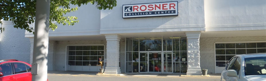Huber collision center new collision dealership in for Rosner mercedes benz of fredericksburg