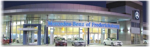 Mercedes Benz Of Fredericksburg Va New Mercedes Used