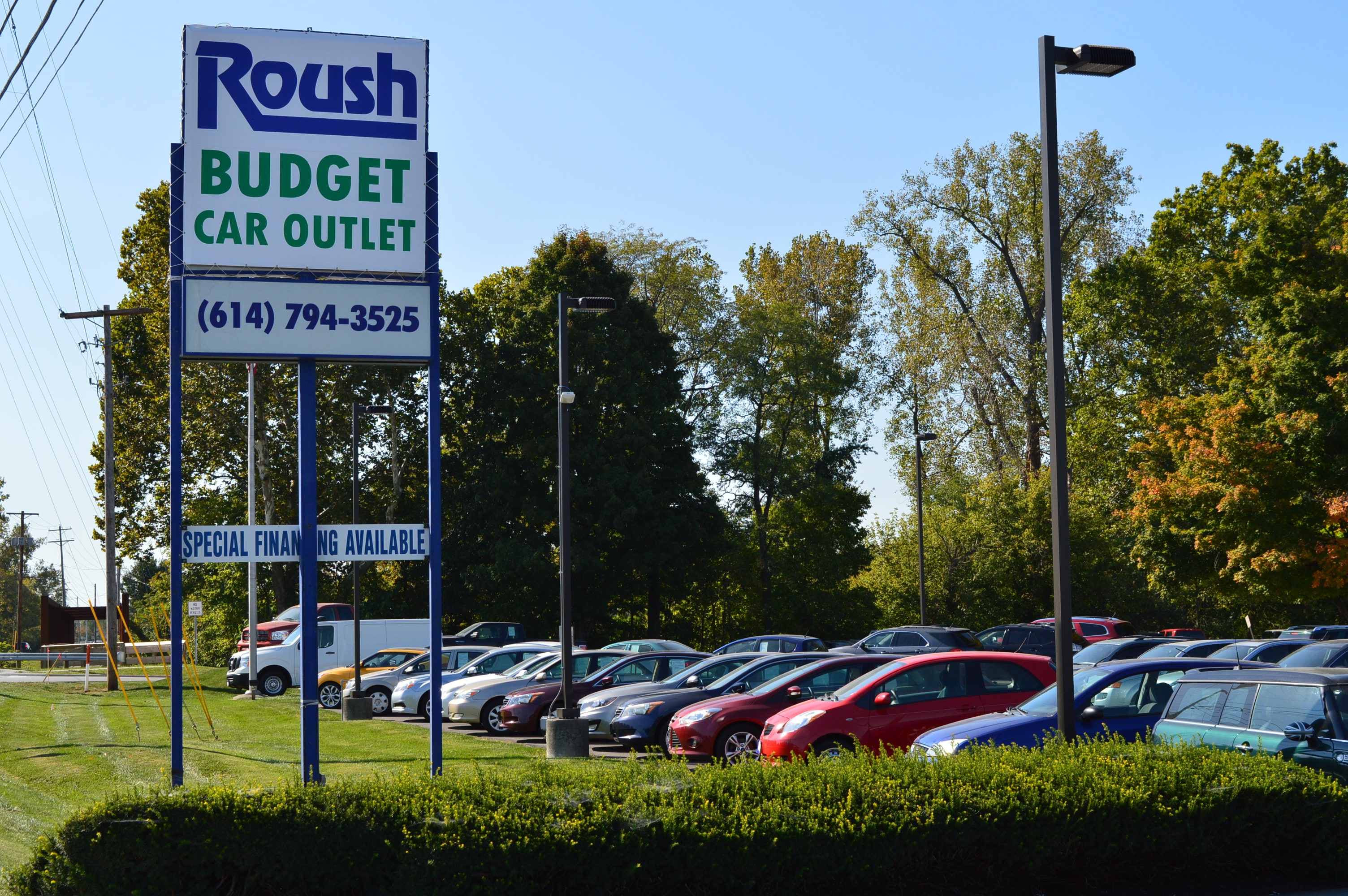 Roush Budget Car Outlet Used Cars New Cars Reviews Autos Post