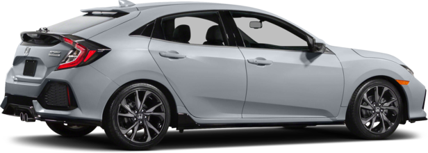 Subaru Impreza vs Honda Civic Hatchback Comparison Roush Honda