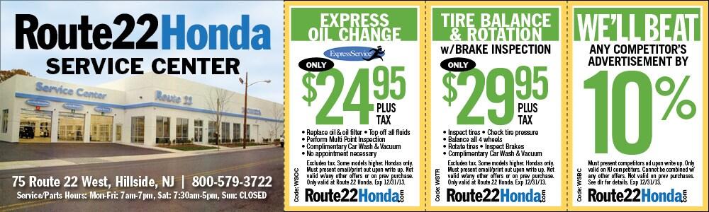 Honda service center hillside ny for Honda service center bronx