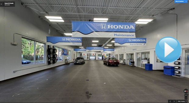 route 22 honda service center honda service department