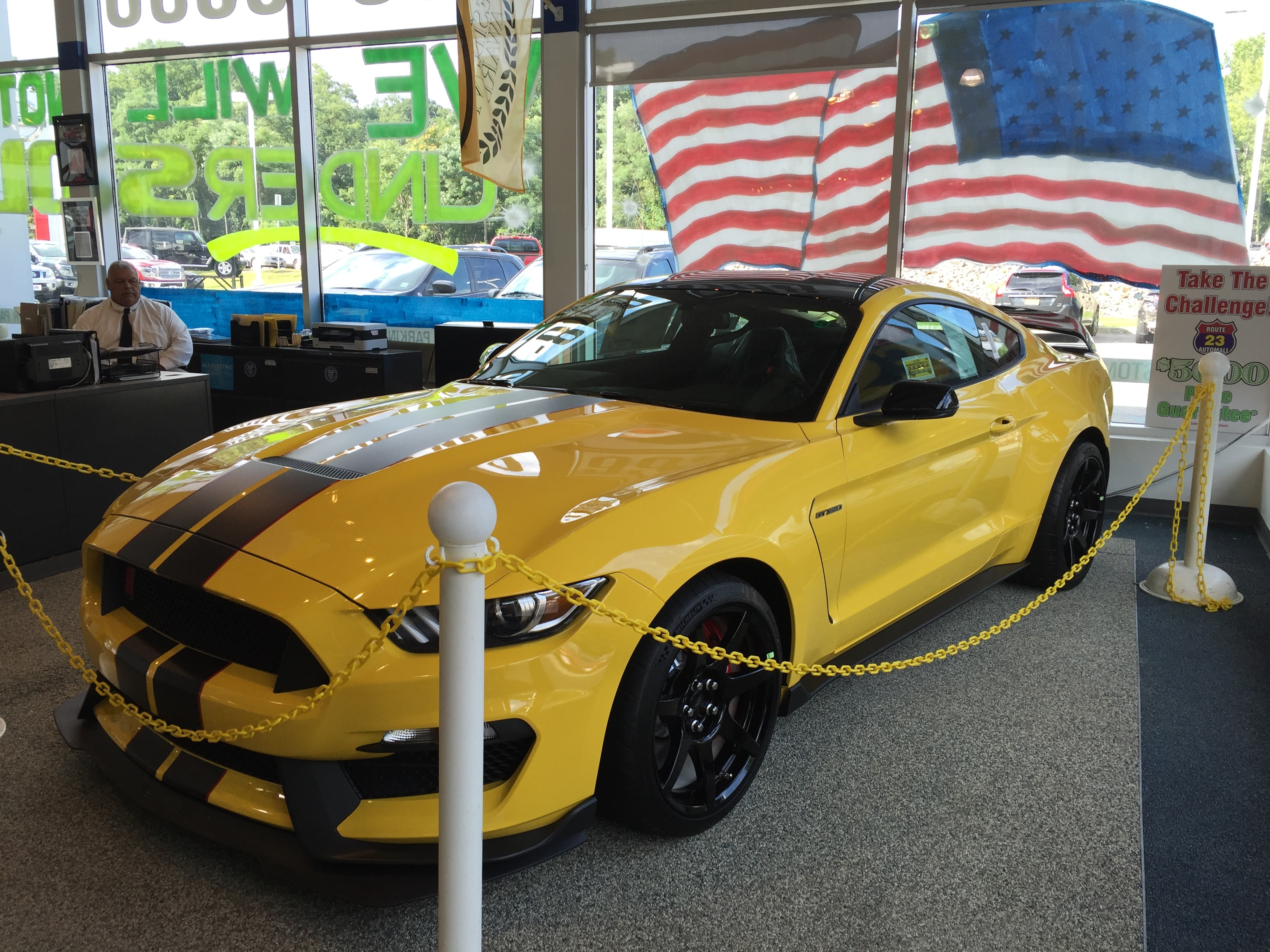 Ford Mustang Shelby Gt350r And Shelby Gt350 Cobra For Sale Nj