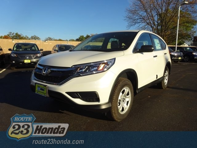 New 2016 Honda CR-V LX AWD SUV For Sale in Pompton Plains