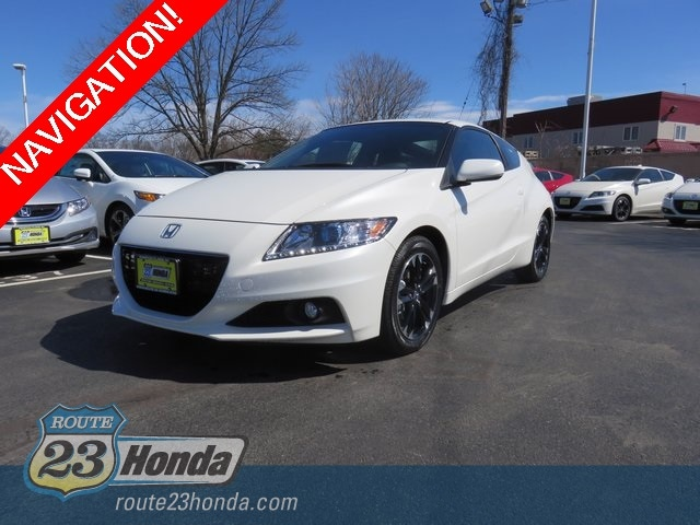 New 2015 Honda CR-Z EX w/Navigation Coupe For Sale in Pompton Plains
