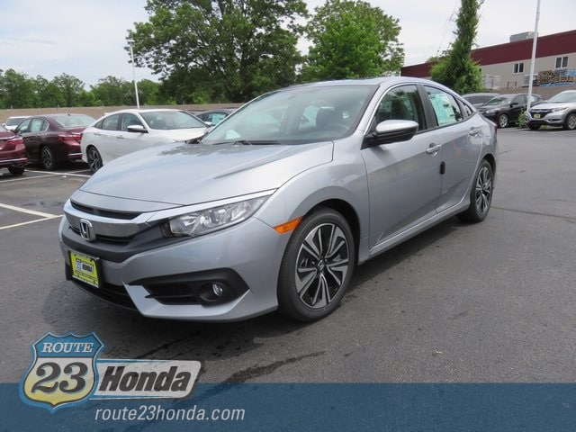 New 2016 Honda Civic EX-T Sedan For Sale in Pompton Plains