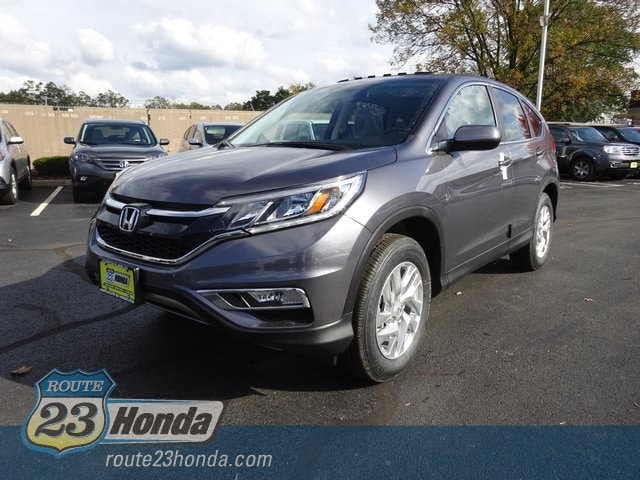 New 2016 Honda CR-V EX AWD SUV For Sale in Pompton Plains