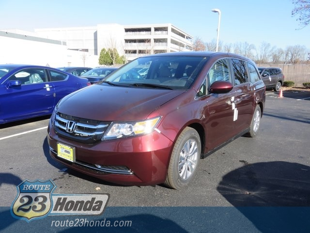 New 2016 Honda Odyssey EX-L Van For Sale in Pequannock Township
