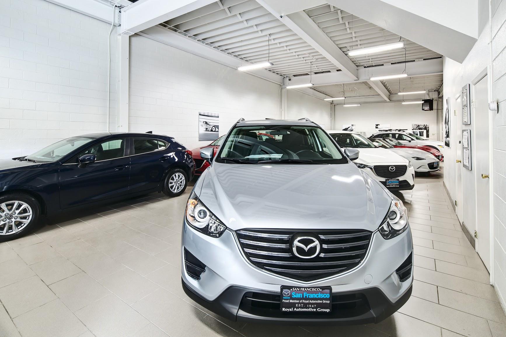 Mazda San Francisco New Mazda Dealership In San