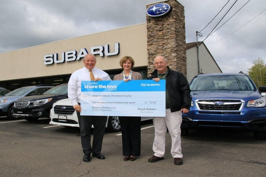 royal subaru subaru dealership cortland ny near syracuse