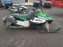 2009 ARCTIC CAT F8 LXR