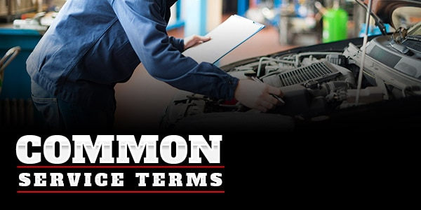 Common Service Terms | Rudig Jensen Ford CDJR | New Lisbon, WI