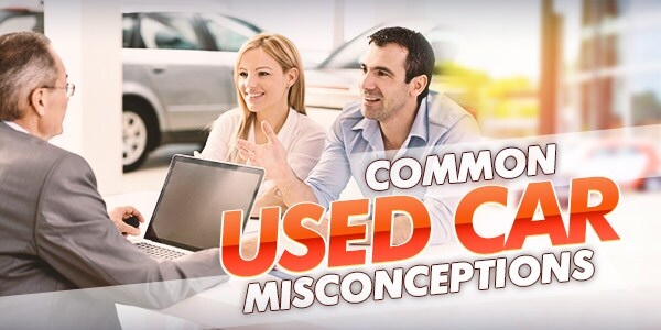 Common Misconceptions About Used Cars | Rudig Jensen Ford CDJR | New Lisbon, WI