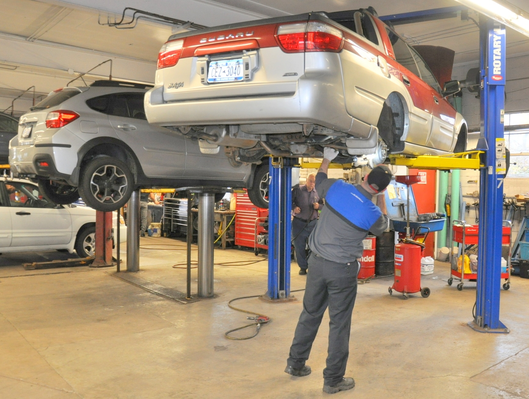 Ruge's Subaru is a New York State DMV Licensed Vehicle Inspection ...