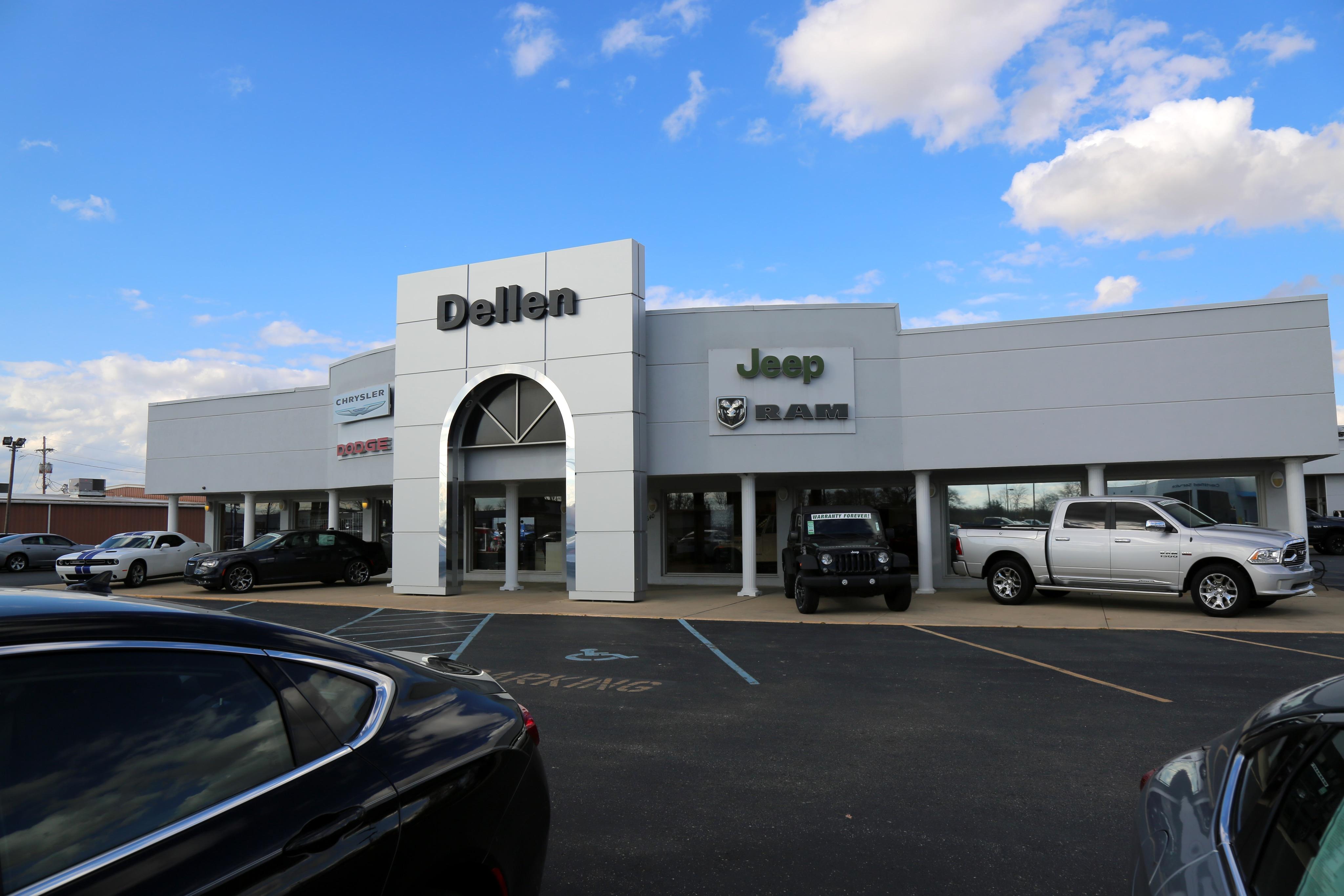 dellen chrysler dodge jeep ram  chrysler dodge jeep ram dealership  greenfield