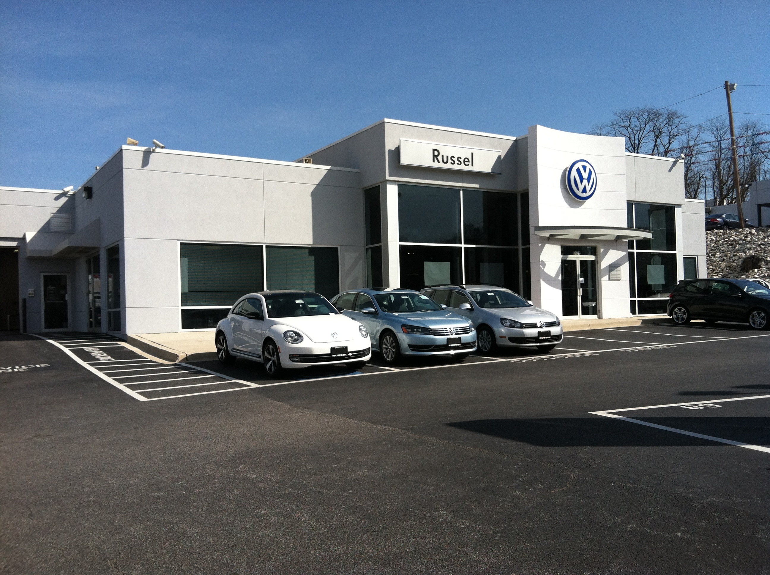 Learn About Russel Vw A Baltimore Md Volkswagen Dealer