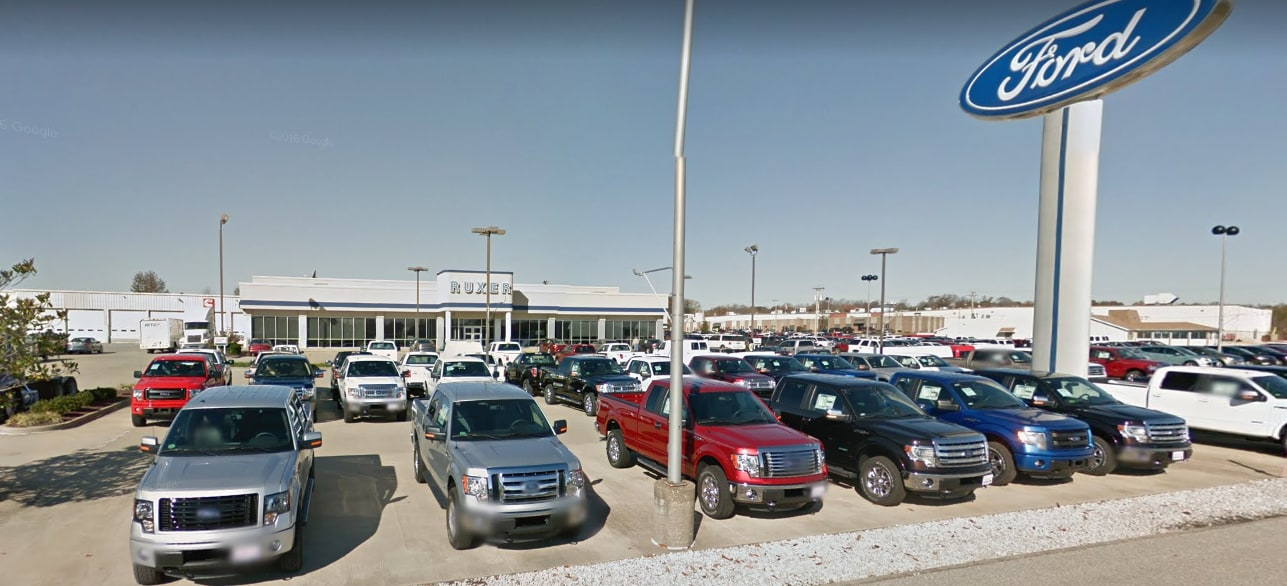 Ford Dealership Evansville >> Ruxer Ford Ford Dealer In Jasper In Ford Service And Sales