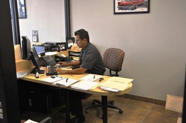 Grapevine Collision Center Estimator