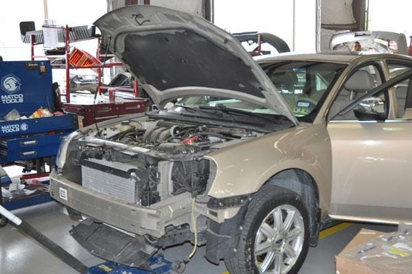 Grapevine Collision Center Body Shop Repair