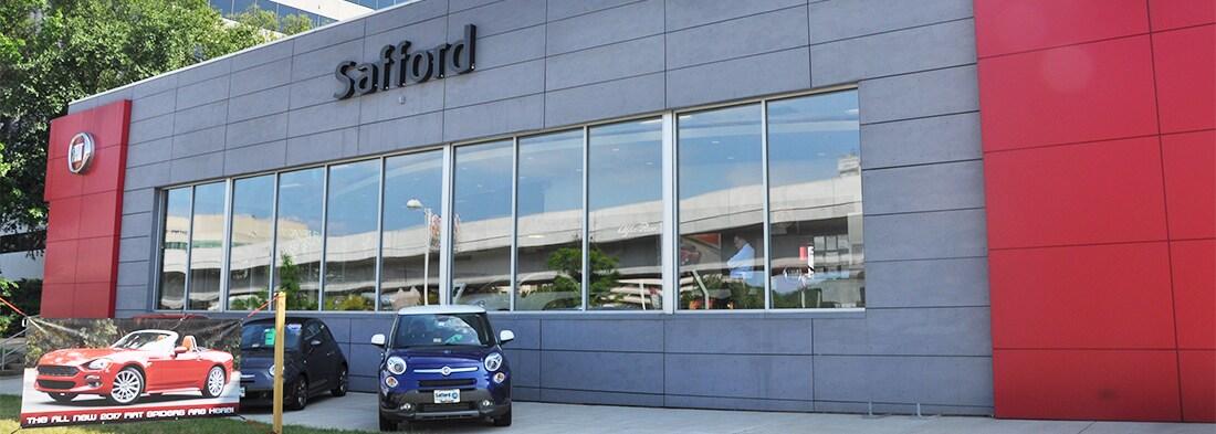 Safford Fiat of Tysons Corner  Serving Washington DC VA  MD on