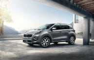 2017 KIA Sportage near Richmond