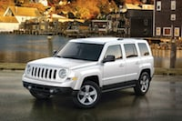 2017 Jeep Patriot near Woodbridge