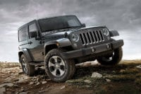 2017 Jeep Wrangler near Richmond